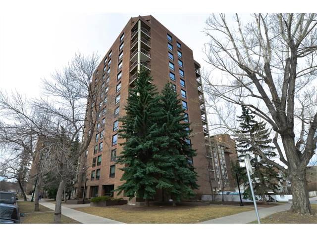 Main Photo: 520 1304 15 Avenue SW in Calgary: Connaught Condo for sale : MLS®# C4008905