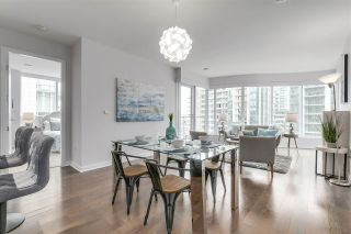 """Photo 5: 604 1661 ONTARIO Street in Vancouver: False Creek Condo for sale in """"SAILS"""" (Vancouver West)  : MLS®# R2234220"""