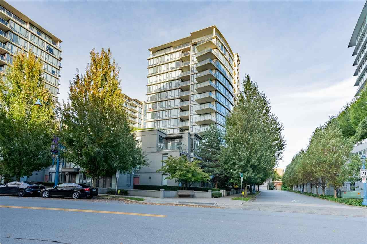 "Main Photo: 1209 6888 ALDERBRIDGE Way in Richmond: Brighouse Condo for sale in ""THE FLO"" : MLS®# R2510416"