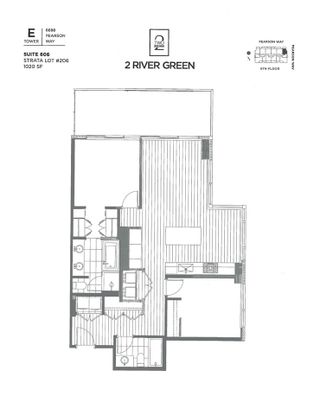 "Photo 40: 606 6688 PEARSON Way in Richmond: Brighouse Condo for sale in ""2 RIVER GREEN"" : MLS®# R2564981"