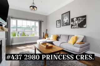 """Photo 1: 437 2980 PRINCESS Crescent in Coquitlam: Canyon Springs Condo for sale in """"Montclaire"""" : MLS®# R2624750"""