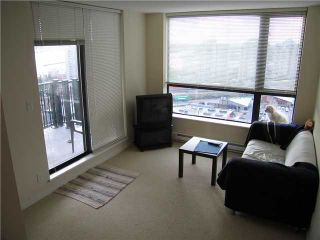 Photo 5: 1508 833 AGNES Street in New Westminster: Downtown NW Condo for sale : MLS®# V860774