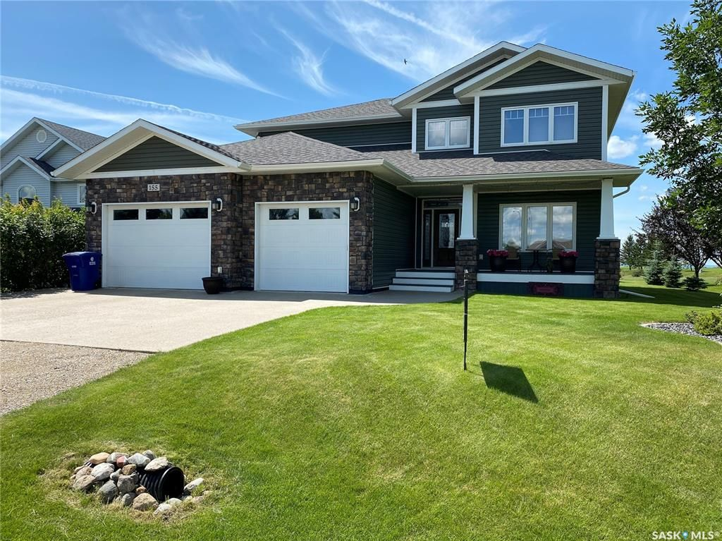 Main Photo: 155 Sarah Drive South in Elbow: Residential for sale : MLS®# SK844766