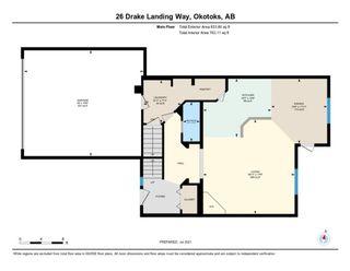 Photo 33: 26 Drake Landing Way: Okotoks Detached for sale : MLS®# A1130354