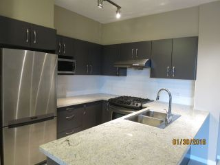 "Photo 3: 402 9299 TOMICKI Avenue in Richmond: West Cambie Condo for sale in ""MERIDIAN GATE"" : MLS®# R2029588"