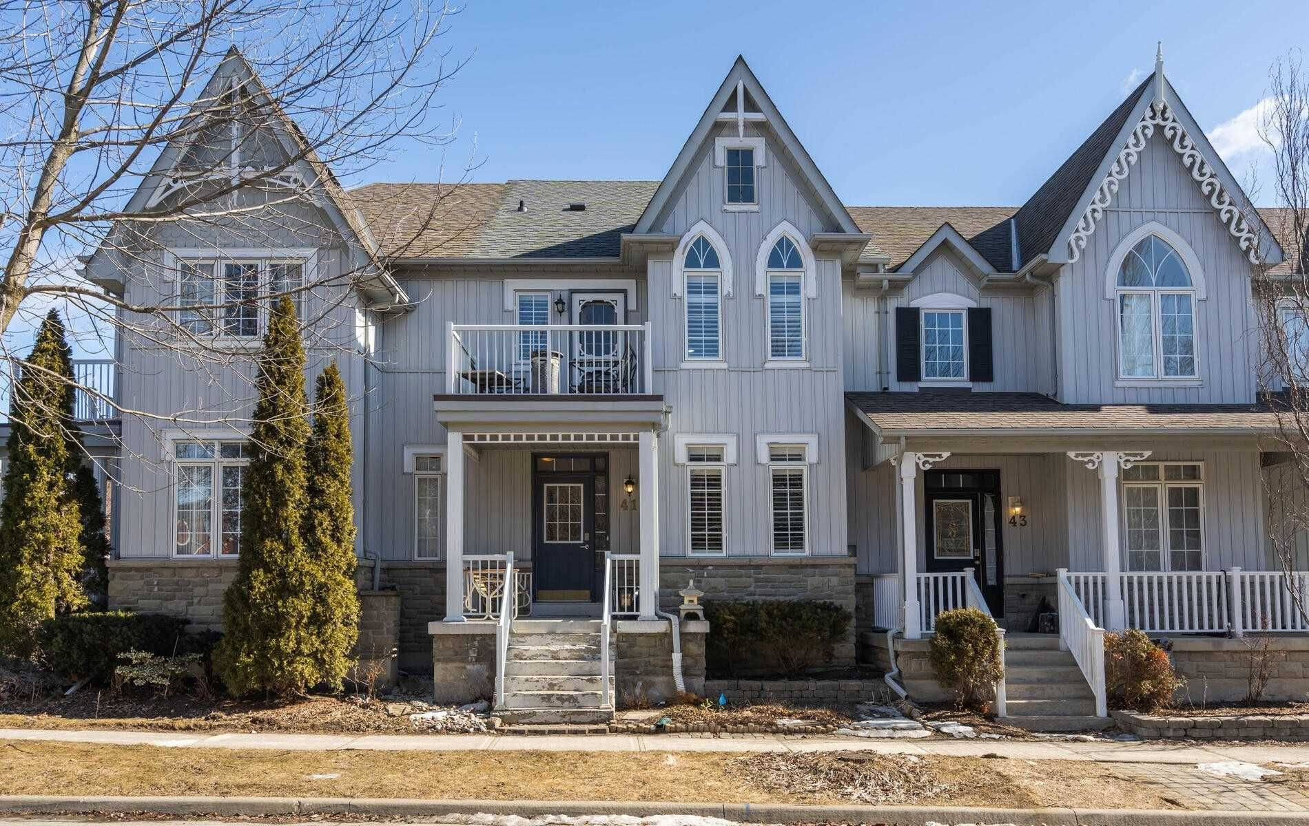 Main Photo: 41 Dancer's Drive in Markham: Angus Glen House (2-Storey) for sale : MLS®# N5140327
