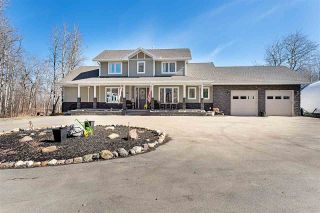 Photo 1: 374 20212 TWP RD 510 Road: Rural Strathcona County House for sale : MLS®# E4237040