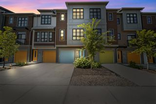 Main Photo: 87 Walden Path SE in Calgary: Walden Row/Townhouse for sale : MLS®# A1129208