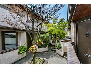"""Photo 12: 1724 CYPRESS Street in Vancouver: Kitsilano Townhouse for sale in """"CYPRESS MEWS"""" (Vancouver West)  : MLS®# V1083303"""
