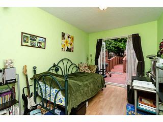 """Photo 12: 1436 PITT RIVER Road in Port Coquitlam: Mary Hill 1/2 Duplex for sale in """"MARY HILL"""" : MLS®# V1130423"""