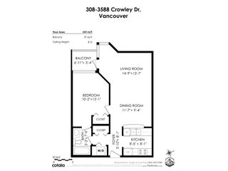"""Photo 37: 308 3588 CROWLEY Drive in Vancouver: Collingwood VE Condo for sale in """"NEXUS"""" (Vancouver East)  : MLS®# R2536874"""