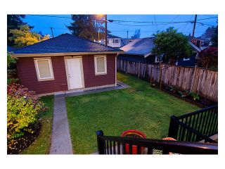 Photo 10: 4589 JAMES Street in Vancouver: Main House for sale (Vancouver East)  : MLS®# V976738