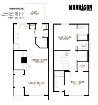 Photo 2: 229 Rankin Drive: St. Albert Attached Home for sale : MLS®# E4238971