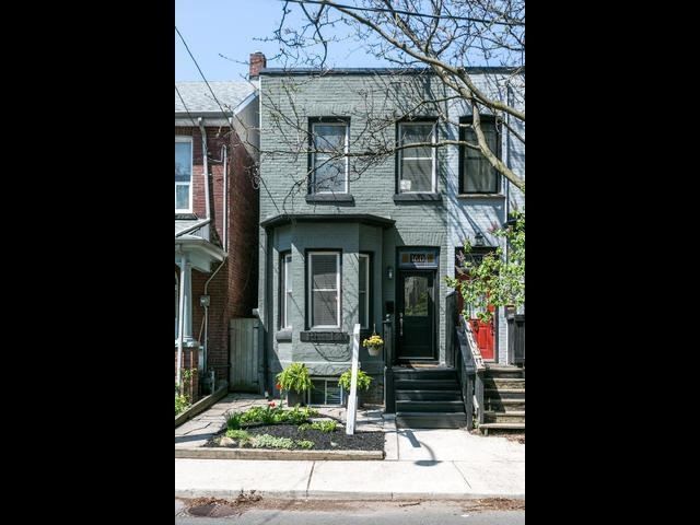 Main Photo: 160 Munro Street in Toronto: South Riverdale House (2-Storey) for sale (Toronto E01)  : MLS®# E4135635