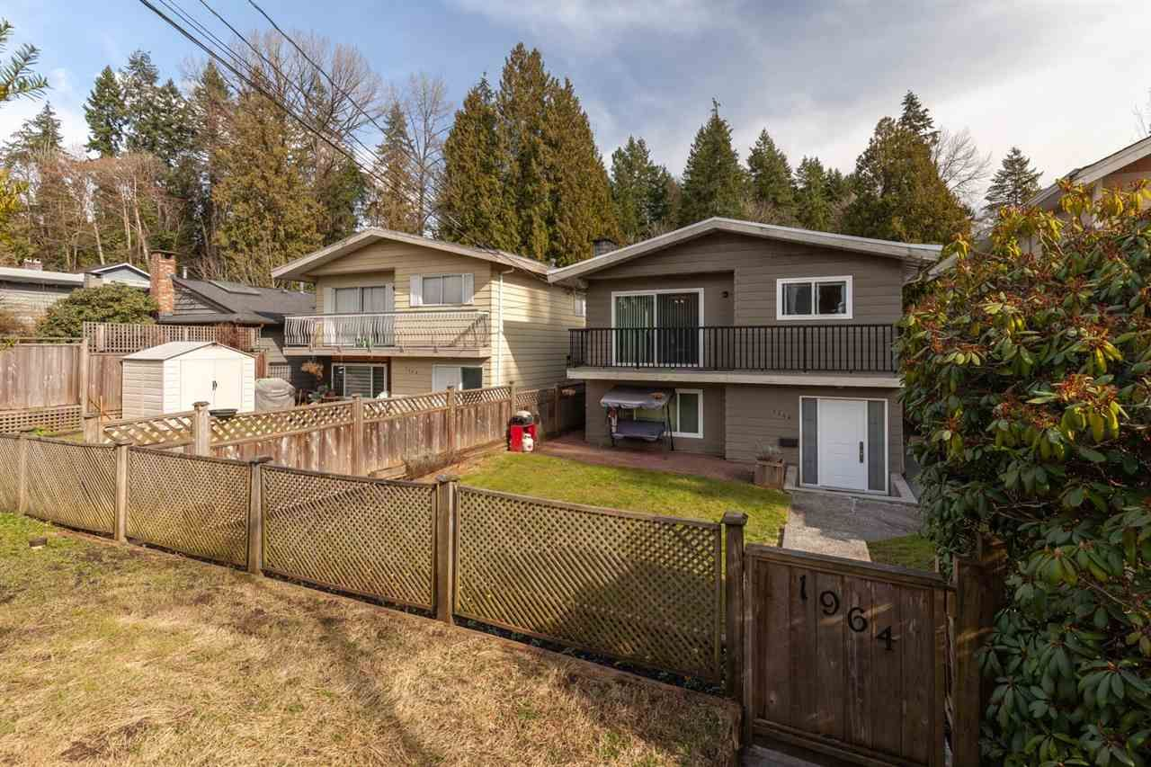 Main Photo: 1964 GARDEN Avenue in North Vancouver: Pemberton NV House for sale : MLS®# R2548454