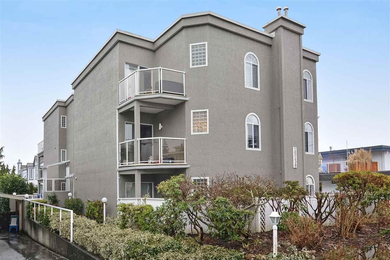 Main Photo: 302 15130 PROSPECT AVENUE in : White Rock Condo for sale : MLS®# R2142943