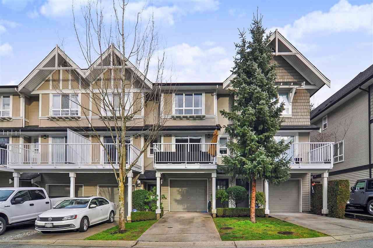 """Main Photo: 154 6747 203 Street in Langley: Willoughby Heights Townhouse for sale in """"SAGEBROOK"""" : MLS®# R2427600"""