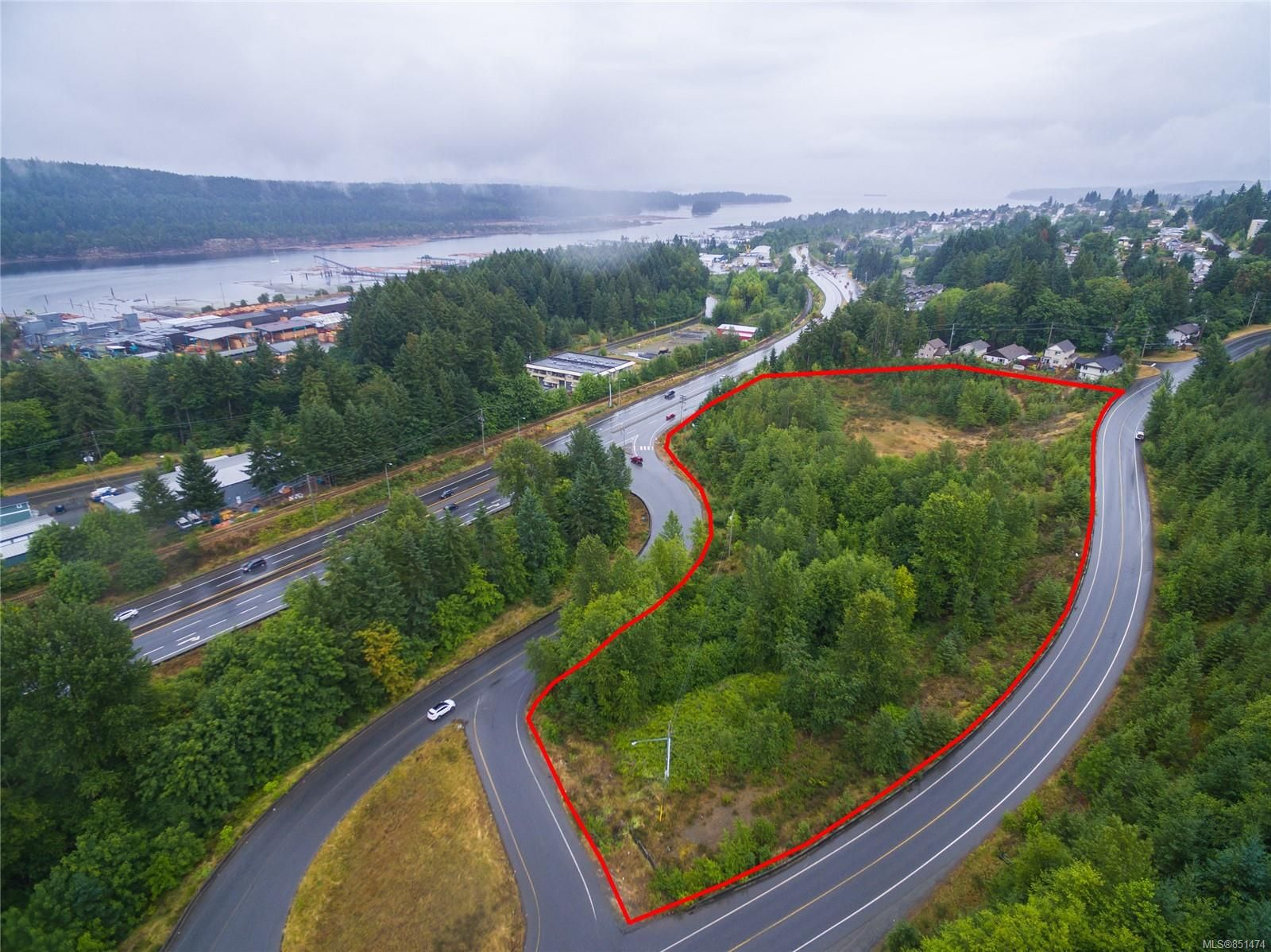 Main Photo: 1201/1251 Christie Rd in : Du Ladysmith Multi Family for sale (Duncan)  : MLS®# 851474