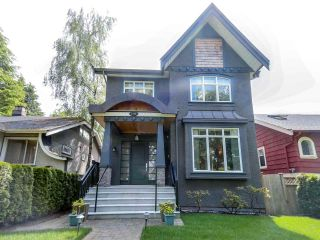 Photo 1: 3116 W 13TH Avenue in Vancouver: Kitsilano House for sale (Vancouver West)  : MLS®# R2127731