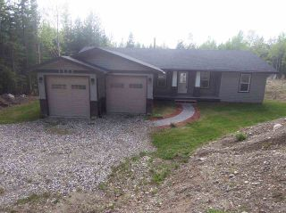 Main Photo: 1222 HLADY Road in Quesnel: Quesnel - Rural North House for sale (Quesnel (Zone 28))  : MLS®# R2064015