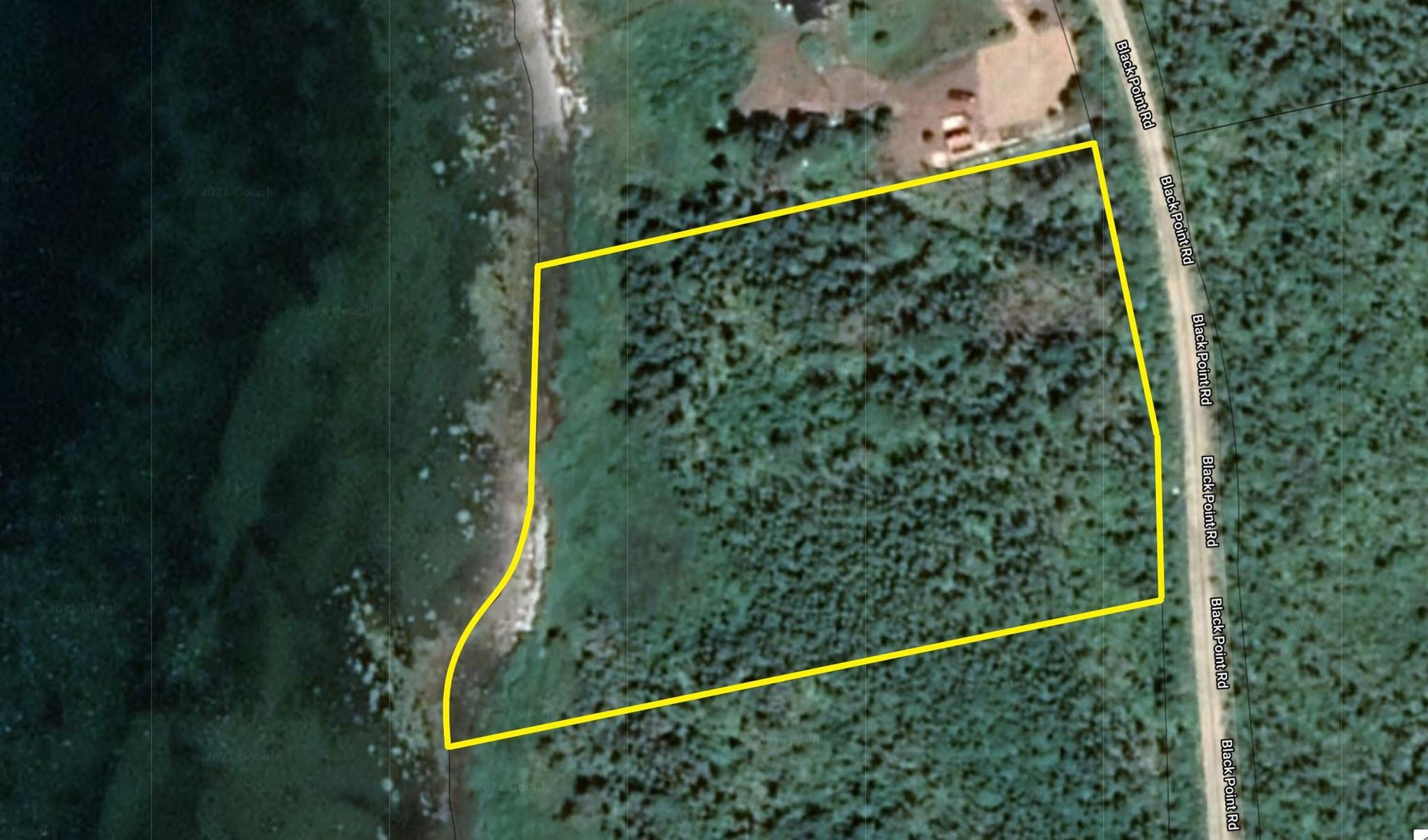 Main Photo: 618 Black Point Road in Ingomar: 407-Shelburne County Vacant Land for sale (South Shore)  : MLS®# 202114453