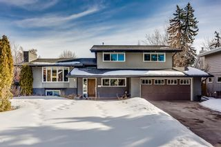 Main Photo: 12 Eagle Ridge Drive SW in Calgary: Eagle Ridge Detached for sale : MLS®# A1077154