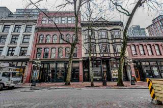 """Main Photo: 503 36 WATER Street in Vancouver: Downtown VW Condo for sale in """"TERMINUS"""" (Vancouver West)  : MLS®# R2545445"""