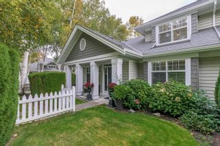 "Photo 1: 92 5900 FERRY Road in Delta: Neilsen Grove Townhouse for sale in ""Chesapeake Landing"" (Ladner)  : MLS®# R2624187"