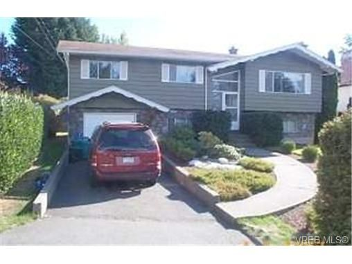 Main Photo: 779 Lily Ave in VICTORIA: SE High Quadra House for sale (Saanich East)  : MLS®# 321641