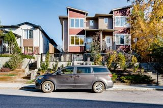 Photo 3: 1 532 56 Avenue SW in Calgary: Windsor Park Row/Townhouse for sale : MLS®# A1150539