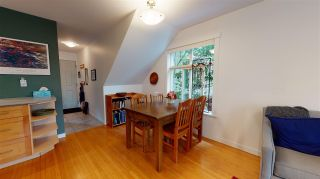 """Photo 4: 106 4272 ALBERT Street in Burnaby: Vancouver Heights Townhouse for sale in """"Cranberry Commons"""" (Burnaby North)  : MLS®# R2583514"""