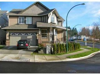 """Photo 1: 1451 MARGUERITE Street in Coquitlam: Burke Mountain House for sale in """"BELMONT"""" : MLS®# V1014838"""