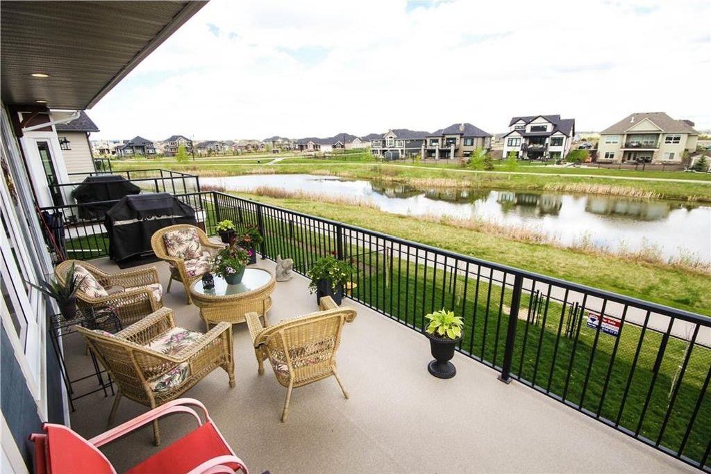 Main Photo: 67 CIMARRON SPRINGS CI: Okotoks House for sale : MLS®# C4108222
