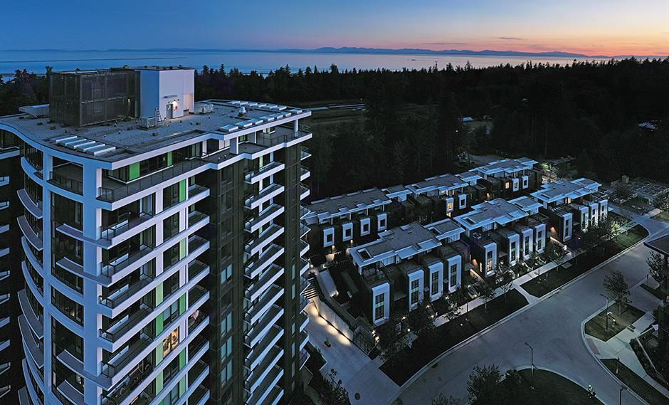 """Main Photo: 23 3483 ROSS Drive in Vancouver: University VW Townhouse for sale in """"POLYGON NOBEL PARK RESIDENCES"""" (Vancouver West)  : MLS®# R2529377"""