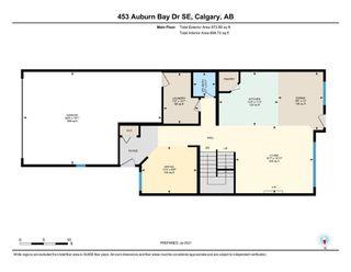Photo 47: 453 Auburn Bay Drive SE in Calgary: Auburn Bay Detached for sale : MLS®# A1130235