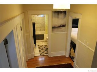 Photo 16: 748 Westminster Avenue in Winnipeg: Wolseley Residential for sale (5B)  : MLS®# 1626001