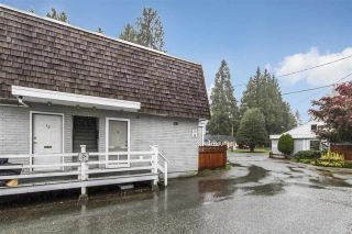 """Photo 1: 16 21555 DEWDNEY TRUNK Road in Maple Ridge: West Central Townhouse for sale in """"RICHMOND COURT"""" : MLS®# R2410984"""