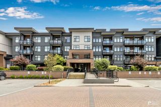 """Photo 2: 204 20078 FRASER Highway in Langley: Langley City Condo for sale in """"Varsity"""" : MLS®# R2602094"""