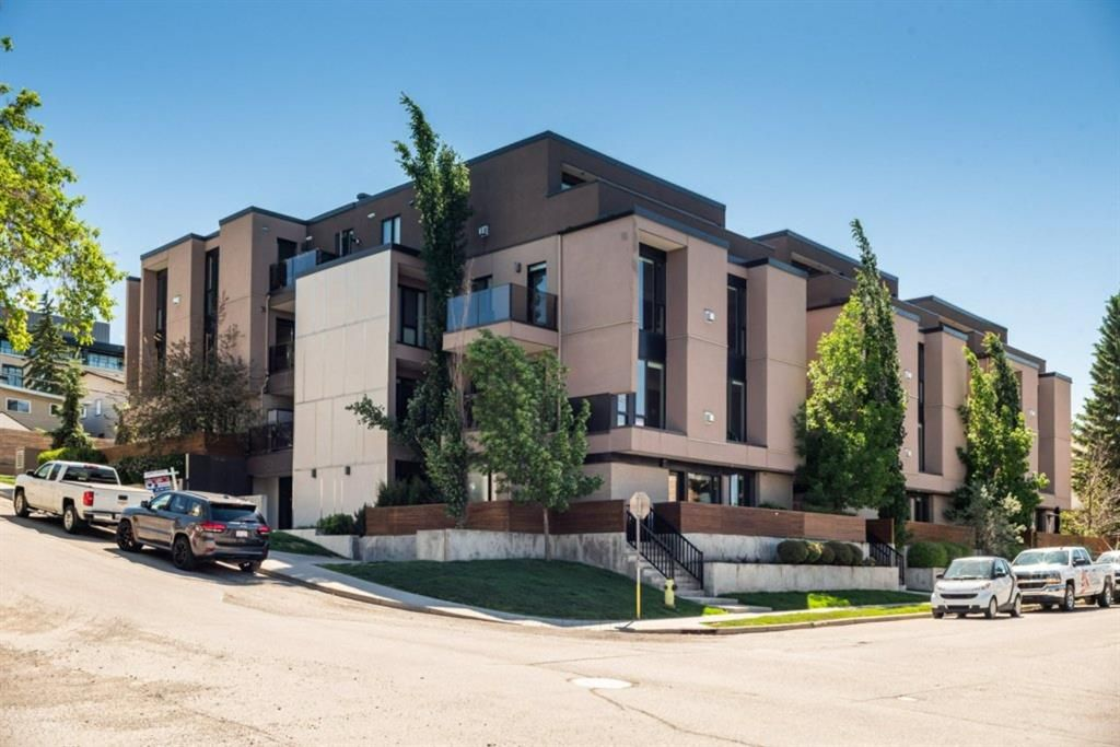 Main Photo: 404 2905 16 Street SW in Calgary: South Calgary Apartment for sale : MLS®# A1154199