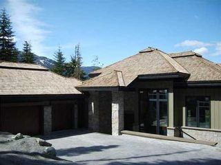Photo 1: 2941 KADENWOOD Drive in Whistler: Home for sale : MLS®# V742905