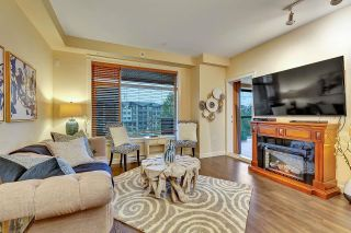 """Photo 4: B526 20716 WILLOUGHBY TOWN CENTRE Drive in Langley: Willoughby Heights Condo for sale in """"YORKSON DOWNS"""" : MLS®# R2621034"""