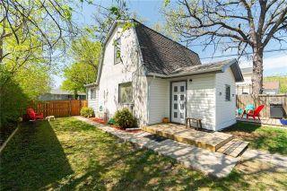 Photo 2: 291 Parkview Street in Winnipeg: St James Residential for sale (5E)  : MLS®# 1812988
