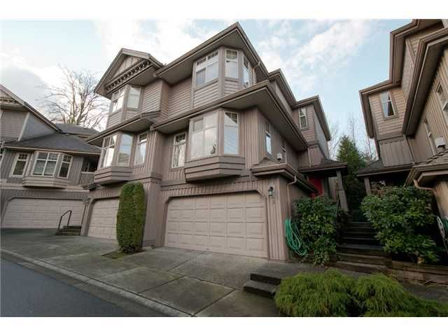 """Main Photo: 15 8868 16TH Avenue in Burnaby: The Crest Townhouse for sale in """"CRESCENT HEIGHTS"""" (Burnaby East)  : MLS®# V984178"""