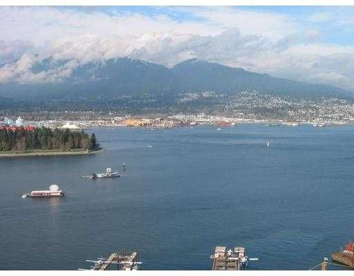 """Main Photo: 3205 1111 W PENDER ST in Vancouver: Coal Harbour Condo for sale in """"VANTAGE"""" (Vancouver West)  : MLS®# V547687"""