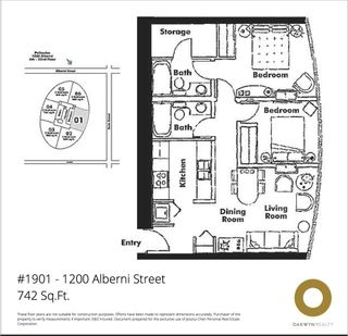 """Photo 18: 1901 1200 ALBERNI Street in Vancouver: West End VW Condo for sale in """"PALISADES"""" (Vancouver West)  : MLS®# R2560668"""