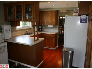 Photo 2: 32733 CHEHALIS Drive in Abbotsford: Abbotsford West House for sale : MLS®# F1100365