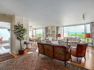 """Photo 4: 801 2108 W 38TH Avenue in Vancouver: Kerrisdale Condo for sale in """"THE WILSHIRE"""" (Vancouver West)  : MLS®# V1086776"""