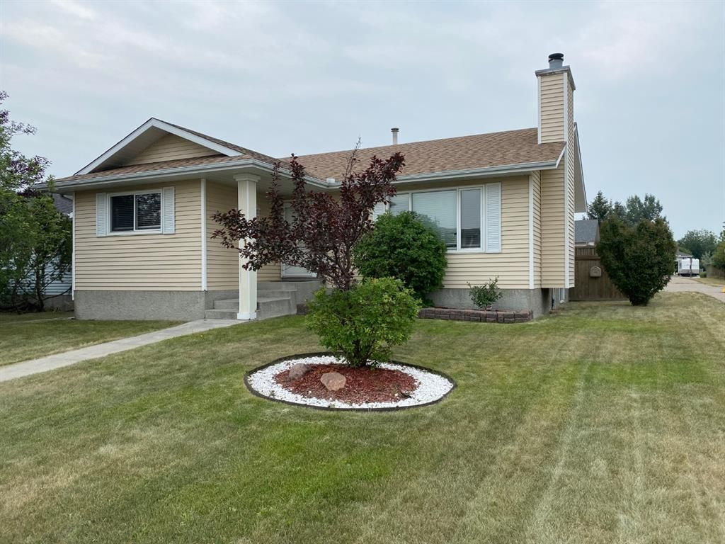 Main Photo: 81 Quigley Drive: Cochrane Detached for sale : MLS®# A1134660