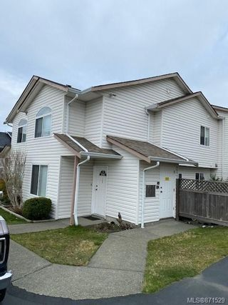 Photo 1: 1 758 Robron Rd in : CR Campbell River Central Row/Townhouse for sale (Campbell River)  : MLS®# 871529