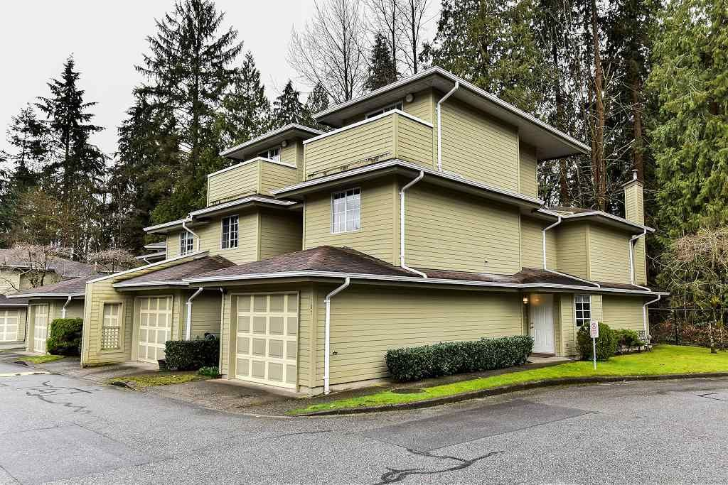 """Main Photo: 107 1386 LINCOLN Drive in Port Coquitlam: Oxford Heights Townhouse for sale in """"MOUNTAINS PARK VILLAGE"""" : MLS®# R2147747"""